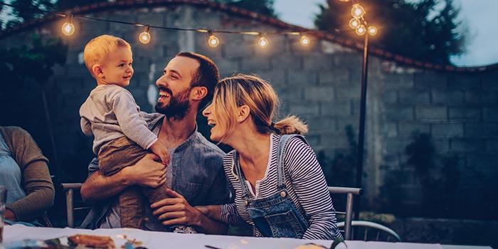 Småbarnsfamilier
